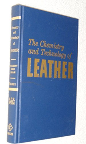 9780882754741: The chemistry and technology of leather