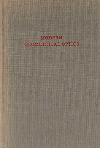 9780882755854: Modern Geometrical Optics