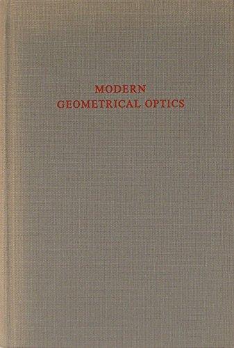 9780882755854: Modern Geometrical Optics