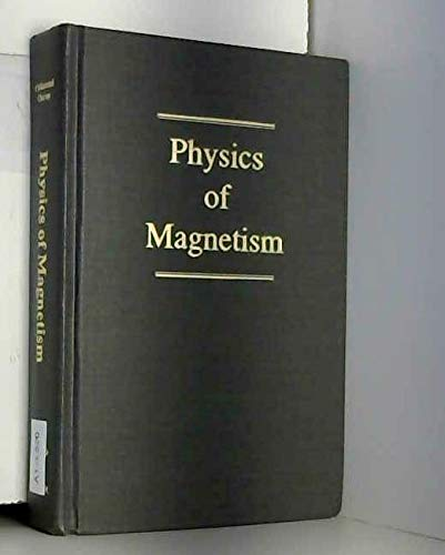 9780882756622: Physics of Magnetism