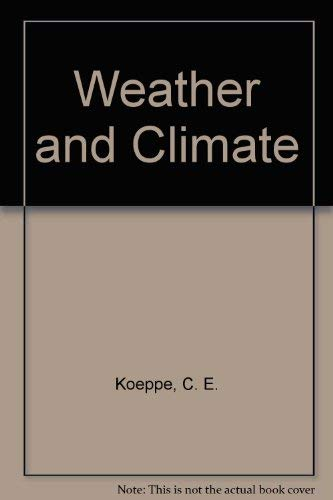 9780882756967: Weather and Climate