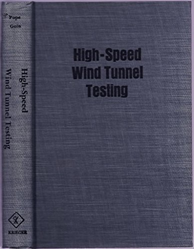 9780882757278: High-Speed Wind Tunnel Testing