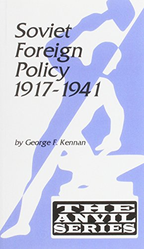 9780882757490: Soviet Foreign Policy, 1917-1941