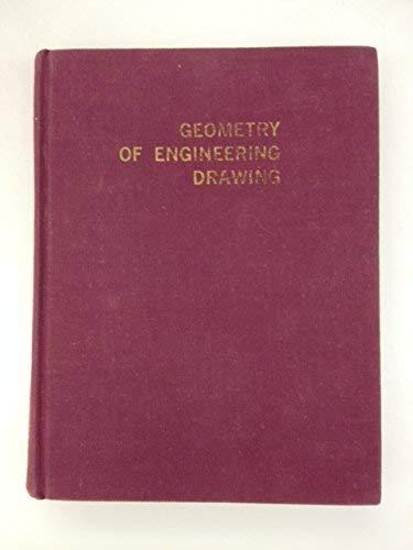 9780882757568: Geometry of Engineering Drawing