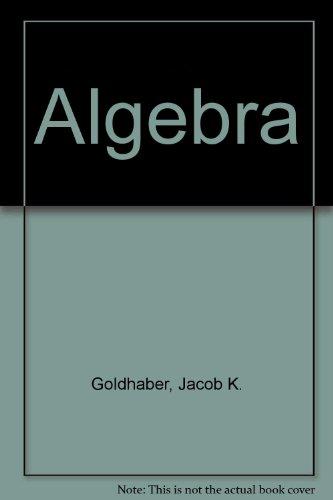 9780882757650: Algebra