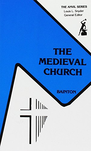 9780882757865: The Medieval Church (The Anvil series)