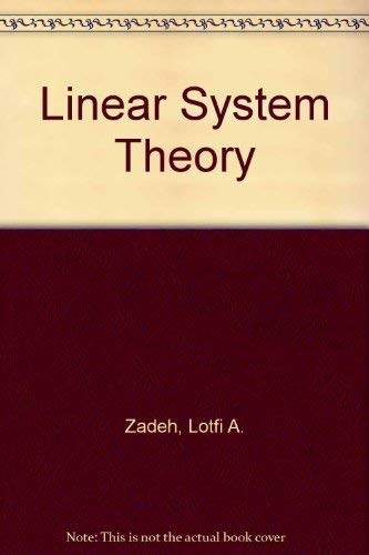 9780882758091: Linear System Theory
