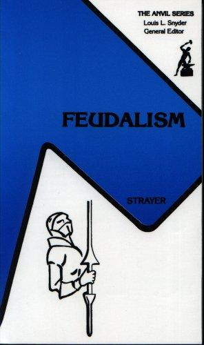 9780882758107: Feudalism (Anvil Series) (The Anvil series)
