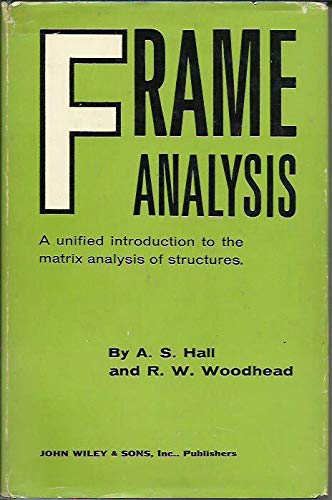 Frame Analysis: Hall, Arthur S.