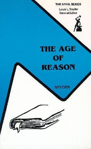 9780882759074: Age of Reason (The Anvil series)