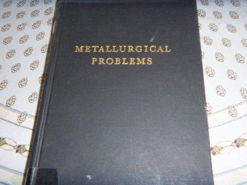 9780882759159: Metallurgical Problems