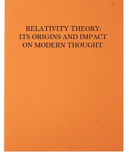 Relativity Theory: Its Origins & Impact on: Williams, Pearce; Articles