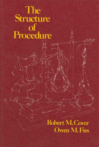 9780882774992: The Structure of Procedure (Coursebook)