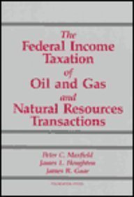 Cases and Materials on the Federal Income: Maxfield, Peter C.