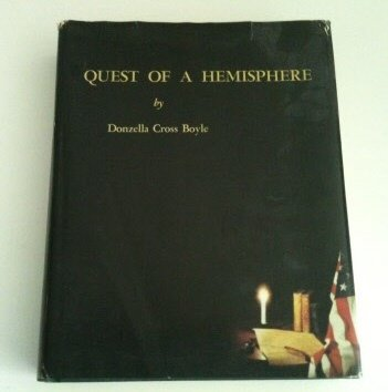 9780882792187: Quest of a Hemisphere