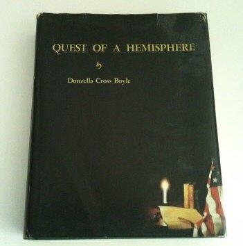Quest of a Hemisphere: Boyle, Donzella Cross