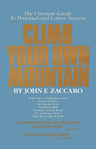 9780882820149: Climb Your Own Mountain