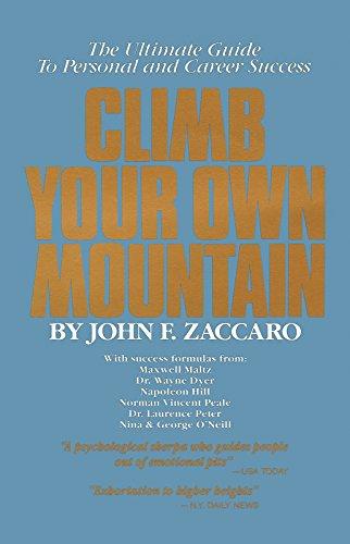 9780882820149: Climb Your Own Mountain