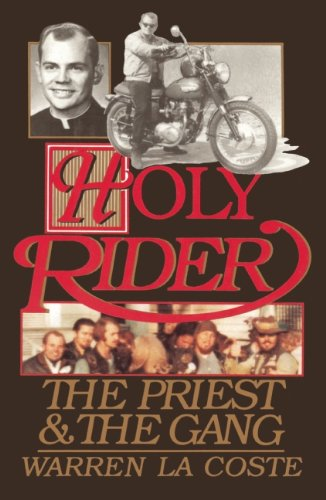 9780882821146: Holy Rider: The Priest & the Gang