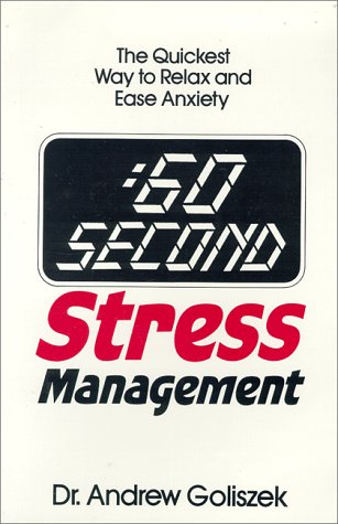 9780882821153: 60 Stress Management: The Quickest Way to Relax and Ease Anxiety