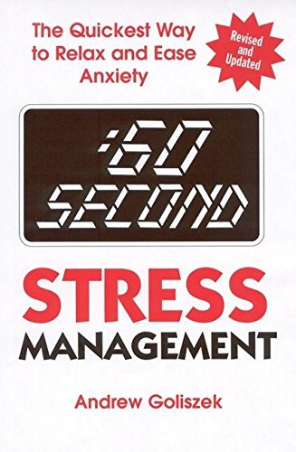 9780882822488: :60 Second Stress Management: The Quickest Way to Relax and Ease Anxiety
