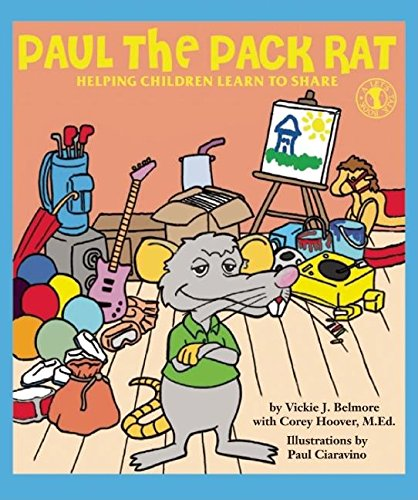 9780882823072: Paul the Pack Rat: Helping Children Learn to Share (Let's Talk)