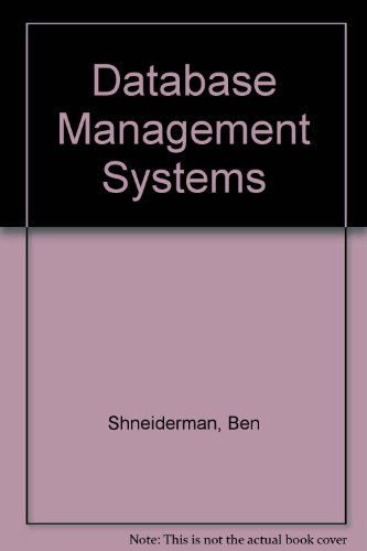 9780882830148: Database Management Systems