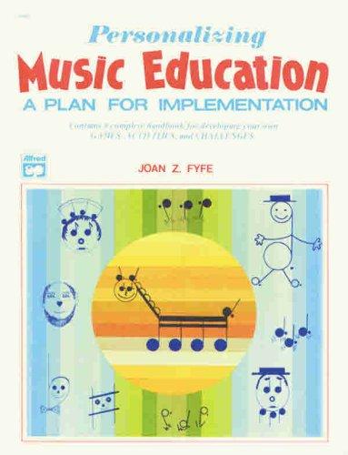 9780882840635: Personalizing Music Education