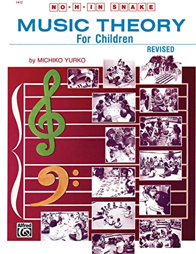 9780882840925: No H in Snake: Music Theory for Children, Comb Bound Book (1472)