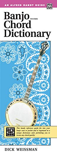9780882841557: Banjo Chord Dictionary: Handy Guide (Handy Guide, No 420)