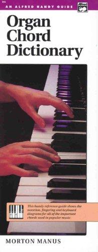 9780882841564: Organ Chord Dictionary