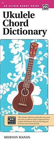 9780882842080: Ukulele Chord Dictionary (Handy Guide)