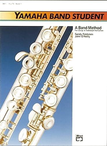 9780882844022: Yamaha Band Student, Book 1: B-Flat Tenor Saxophone (Yamaha Band Method)