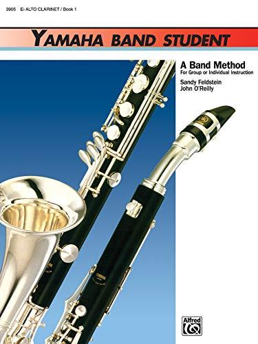 9780882844084: Yamaha Band Student, Book 1: E-Flat Alto Clarinet (Yamaha Band Method)
