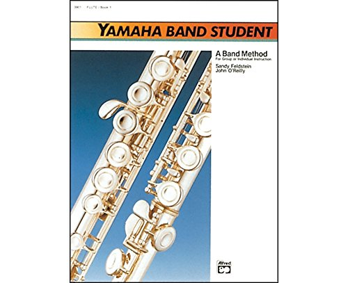 9780882844114: Yamaha Band Student, Book 1: Flute (Yamaha Band Method)