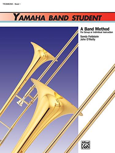 9780882844183: Yamaha Band Student Trombone, Book 1