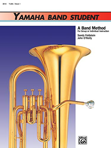 9780882844190: Yamaha Band Student, Book 1: Tuba (Yamaha Band Method)