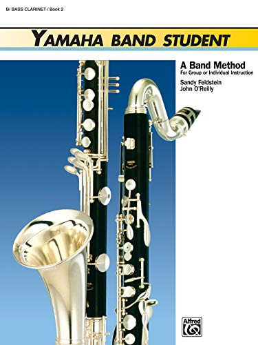 9780882844237: Yamaha Band Student, Book 2: B-Flat Bass Clarinet (Yamaha Band Method)