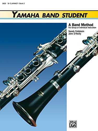 9780882844244: Yamaha Band Student, Book 2: B-Flat Clarinet (Yamaha Band Method)