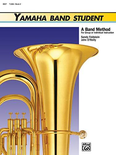 9780882844428: Yamaha Band Student, Book 2: Tuba (Yamaha Band Method)