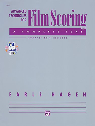 9780882844473: Advanced Techniques for Film Scoring: Paperback Book & CD