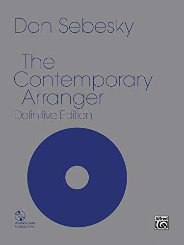 Contemporary Arranger, Definitive Edition (Book Only): Don Sebesky