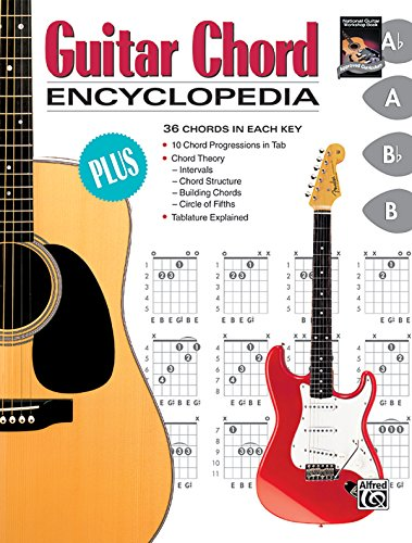 9780882845296: Guitar Chord Encyclopedia: 36 Chords in Each Key (Ultimate Guitarist's Reference)