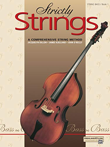9780882845333: Strictly Strings, Bk 1: Bass