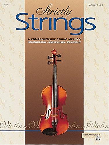 9780882845364: Strictly Strings, Bk 2: Violin