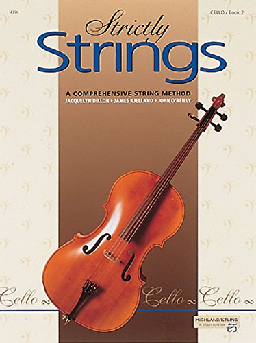 9780882845388: Strictly Strings, Bk 2: Cello