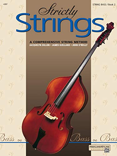 9780882845395: Strictly Strings, Bk 2: Bass