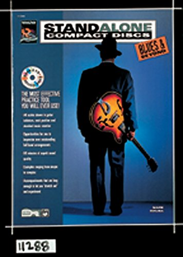 9780882846422: Stand Alone Tracks Blues and Beyond: Book & CD (National Guitar Workshop Book)