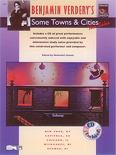 9780882846439: Some Towns and Cities: Book & CD