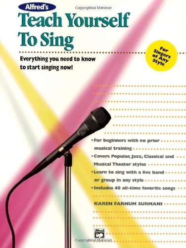 9780882846620: Teach Yourself to Sing